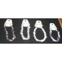 Pulseras De Piedras Semipreciosas El Cristal Encantado