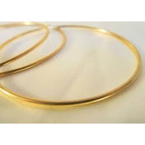 Pulsera Esclava Aniversario Oro 18k 4,5 Grs Garantia Escrita