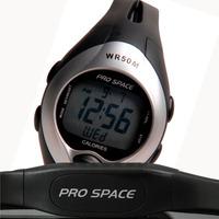 Reloj Prospace Dhrm-x5 Pulsometro Alarmas Luz Calorias 50m