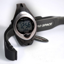 Reloj Prospace Dhrm-x4 Pulsometro Alarma Calorias 50m Wr Luz