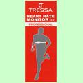 Tressa Cardiotacometro-medidor De Ritmo Cardiaco - Calorias-