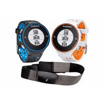 Reloj Garmin Forerunner 620 Deportivo Gps+cardio 1 Año Gtía