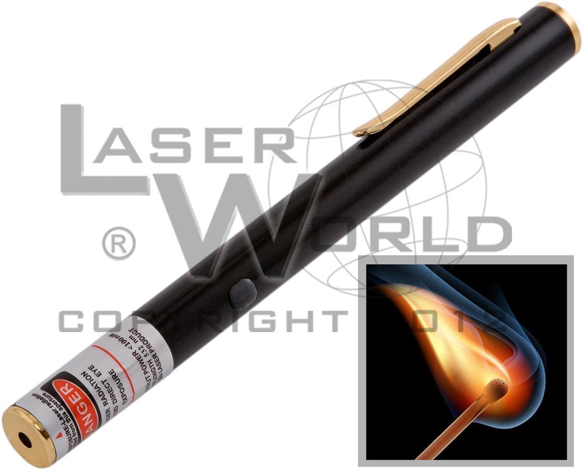 Puntatore laser verde 200mw di alta qualit garanzia affidabile