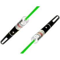 Puntero Laser Verde 50mw 50k Profesional Boliches Humo Agua