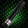 Puntero Láser Verde 2000mw Recargable Foco Ajustable Llaves