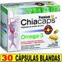 Baja El Colesterol Con Chia Caps X 30 Aceite Omega 3 Vegetal