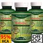 Promo 90 Dias Garcinia Cambogia 95% Hca Dr Oz 180 Pastillas