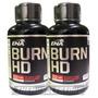 Burn Hd 120 Tabs. Ena Quemador De Grasas Natural