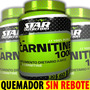 L-carnitina 1000 X 60 Star Quemador Grasa Natural + Energía