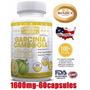 Llego Garcinia Cambogia 1500 Mg 80% Hca, La + Fuerte