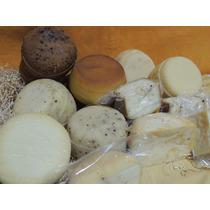 Queso De Campo Artesanal-saborizados Gouda-sintacc- Gourmet