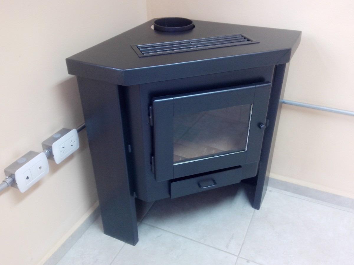 Salamandra calefactor a le a qutral 14000 kcal h for Estufas doble combustion precios