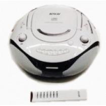 Reproductor De Cd / Mp3 / Usb / Sd Y Radio Am Y Fm - Control