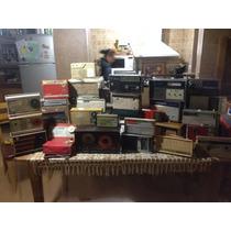 Radios Antiguas Lote Para Repuesto O Decoracion