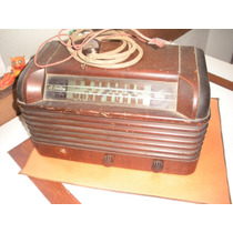 Radio Antigua Sterling A Valavulas