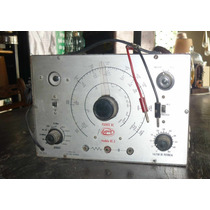 Antiguo Instrumento Radios Espelt Rc-3 C/manual (----r)