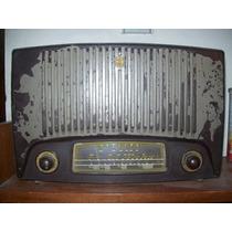 Radio Valvular Phillips A Restaurar