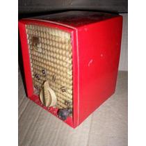Radio Emerson Caja Bakelita Impecable