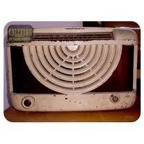 Antigua Radio Baquelita Valvular