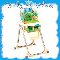 Silla Comer Fisher Price Rainforest. Jugueteria Baby Kingdom