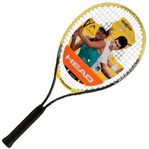 Raqueta Tenis Head Cuerda Titanium Adulto Nivel Intermedio