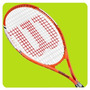 Raqueta Tenis Wilson Matchpoint Funda Cuerda Local Belgrano