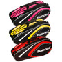 Bolso Raquetero Babolat Club Line X 12 Raquetas De Tenis X12