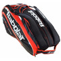 Raquetero Babolat Pure Strike X6 Raqueta Amplio Envio Gratis