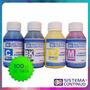 Tinta Pigmentada Para Epson X 100cc