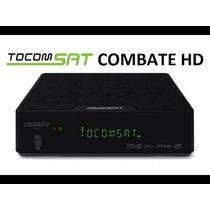 Kit Tv Satelital Fta Tocomsat Combate Wifi Youtube Hd 1080p