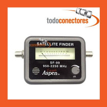 Buscador De Señal Satellite Finder Sf-99 Eagle Aspen Tv