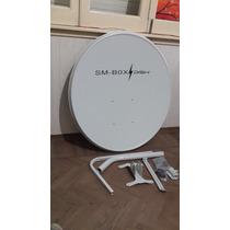 Antenas Satelital De 80 X 90 Cm Para Fta