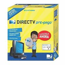 Directv Prepago Sin Abono Kit Autoinstalable