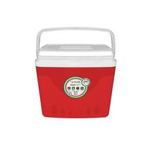 Conservadora Gardenlife Small (24 L)roja, Envio Sin Cargo!