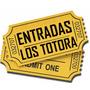Entradas Los Totora Luna Park Platea Vip Fila 1 -100% Seguro