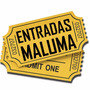 Entradas Maluma Vip Fila 1 Y 2 - Luna Park - 100% Seguro