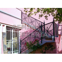 Barandas Para ,balcones , Verjas , Escaleras Terrazas ,