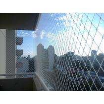 Red Proteccion - Mallas De Seguridad (balcon,ventanas)