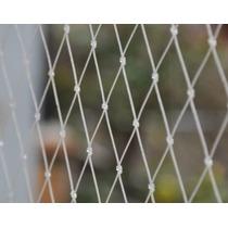 Red De Protección Seguridad Malla Transparente Balcones Niño