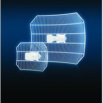 Ubiquiti Airgrid M2 Hp 20dbi 2.4 Ghz Wifi Importador Directo