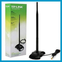 Antena Omnireccional 8dbi Tp-link Wi-fi Con Base Nuevos!