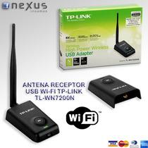 Antena Receptor Usb Wi-fi Tp-link Tl-wn7200n