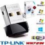 Adaptador Placa De Red Usb Wi-fi Tp-link Tl-wn725n Local
