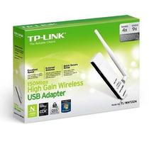 Adaptador Usb Wi-fi Tp-link Tl-wn722n 150mbps En Insumosft