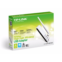 Adaptador Usb Wifi Tp-link 150 Mbps Tl-wn722n