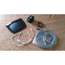 Router Wifi Linksys Cisco Wrt 54g2 V1 Completo