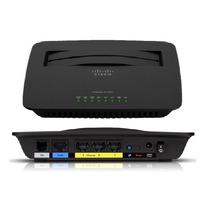 Router Wireless N300 Con Adsl2+ Modem Wifi Cisco Linksys