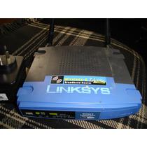 Router Linksys Mod. Wrt54g Ver.6