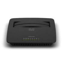 Modem Router Linksys X1000 Adsl2+ Wifi 2.4ghz 300mbps Cisco