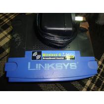 Router Linksys Mod. Wrt54g V8